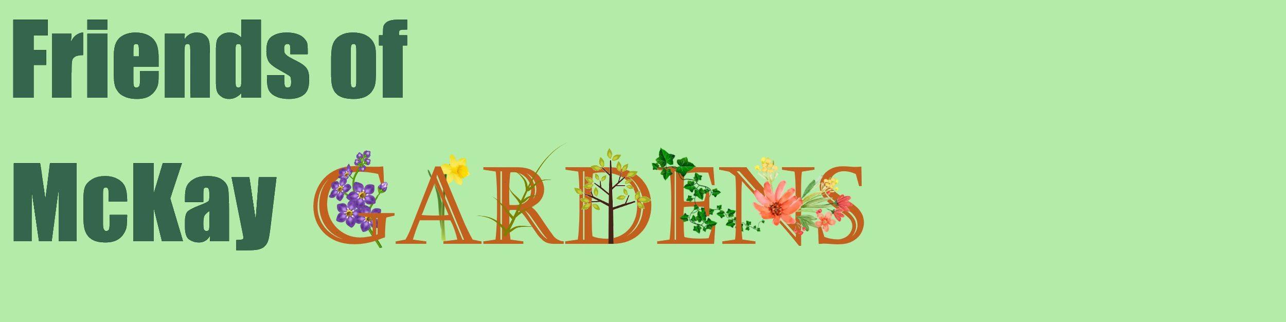 Friends of McKay Gardens